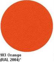 10 Stk Wandplatten Orange