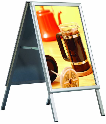 Kundenstopper Outdoor 50 x 70 cm / A Board For Outdoor